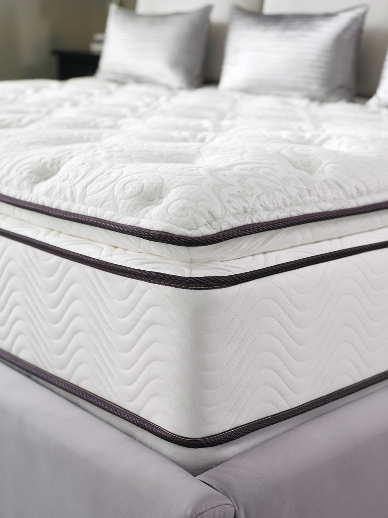Buy Brylanehome Jacquard Knit Pillow Top Mattress Pad Online